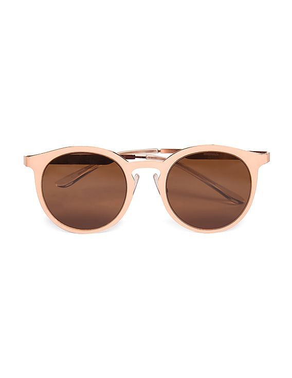 239d36bb9b6 Buy Women UV Protected Clubmaster Sunglasses online at NNNOW.com