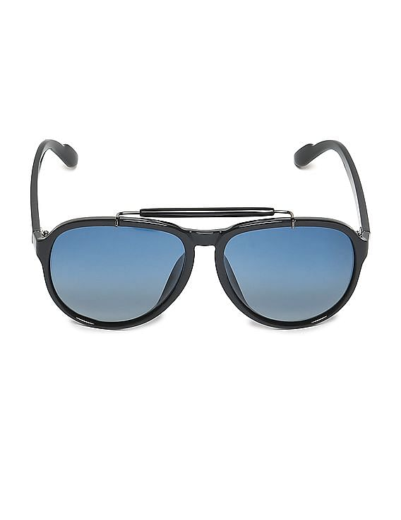 0ed3a8a8f8 Buy Men Gradient Polarized Sunglasses online at NNNOW.com
