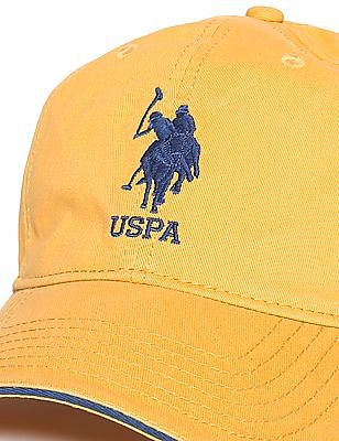 U.S. Polo Assn. Branded Panelled Cap