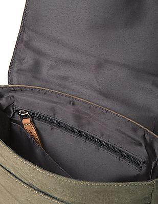U.S. Polo Assn. Canvas Sling Bag