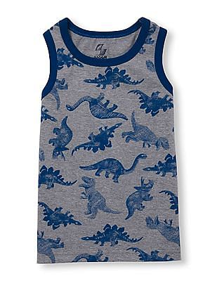 The Children's Place Baby Printed Tank