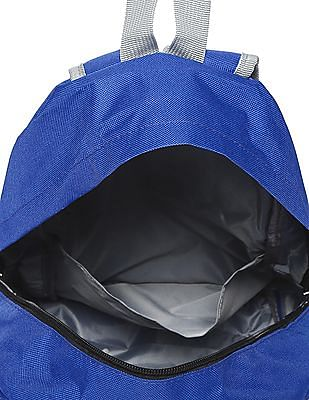 Aeropostale Solid Canvas Backpack