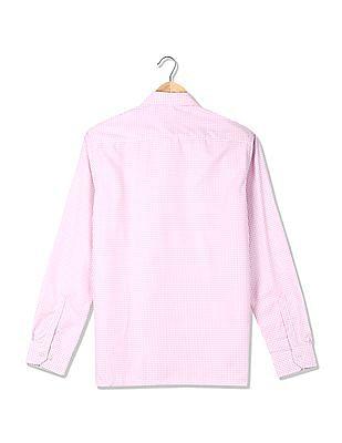 Excalibur Chest Pocket Check Shirt