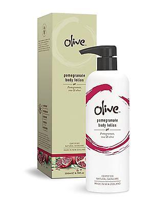 Olive Pomegranate Body Lotion
