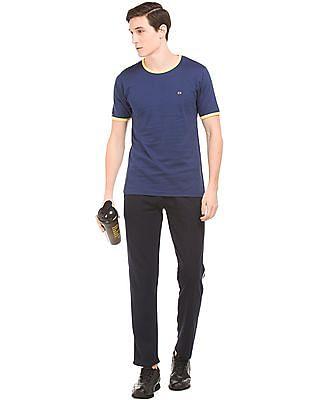 Colt Solid Regular Fit T-Shirt