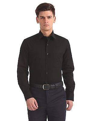 Arrow Regular Fit Full Sleeve Shirt