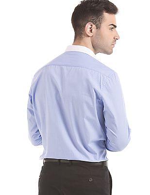 Geoffrey Beene Regular Fit Check Shirt
