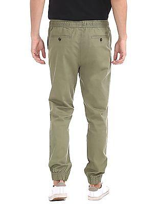 Aeropostale Regular Fit Camo Trousers