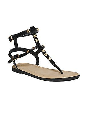 The Children's Place Girls Studded Zahara Sandal