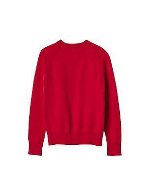 GAP Boys Mad Engine Iron Man Intarsia Sweater