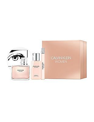 Calvin Klein Fragrances Women Eau De Parfum Gift Set