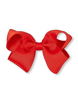 The Children's Place Girls Basic Bow Hair Clip