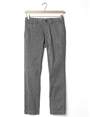 GAP Jaspe Twill Slim Fit Pants