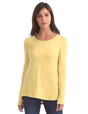 Aeropostale Regular Fit Full Sleeve T-Shirt