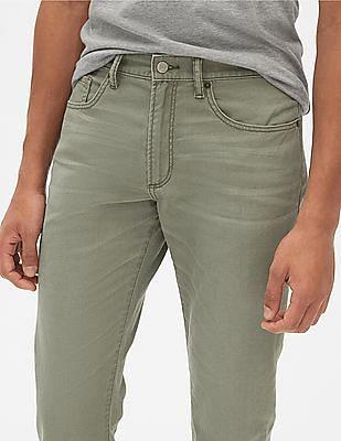 GAP Wearlight Slim Jeans With GapFlex
