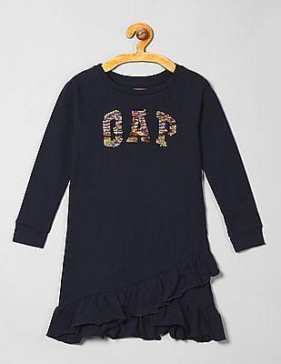 3651e2f9 Buy Girls 000000037448980200 Navy Uniform Girls Dress online at ...