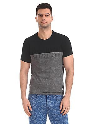 a2d18a95f0 Buy Mens FMTS8327 Flame Scarlet Mens T-Shirt online at NNNOW.com