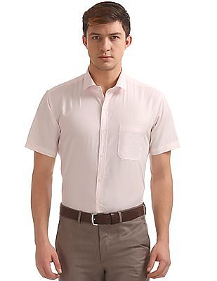 Excalibur Solid Short Sleeve Shirt