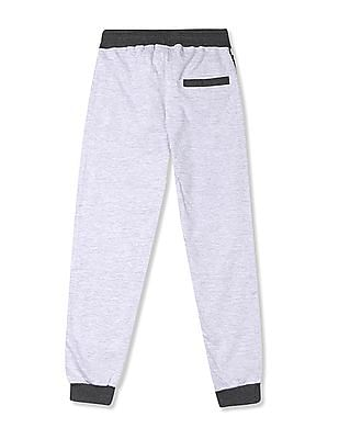 Cherokee Boys Knit Heathered Joggers