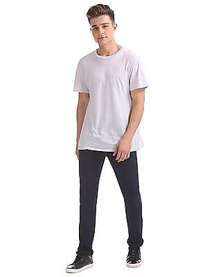 Arrow Sports Slim Fit Rinsed Jeans
