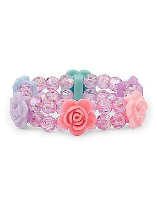 The Children's Place Girls Flower Bracelet