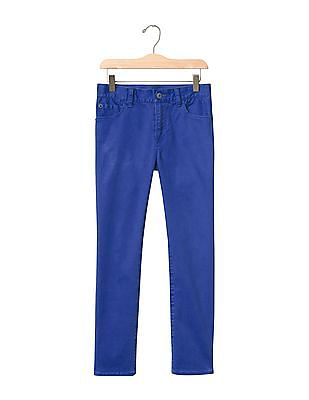 GAP Boys 1969 High Stretch Slim Jeans