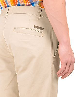 Ruggers Flat Front Slim Fit Chinos