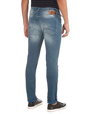 Ed Hardy Dark Wash Super Slim Jeans