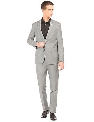 Arrow Single Breasted Regular Fit Suit