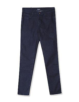 Newport Slim Fit Mid Rise Jeans