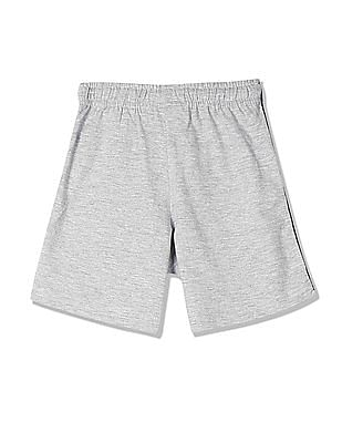 Day 2 Day Boys Heathered Knit Shorts