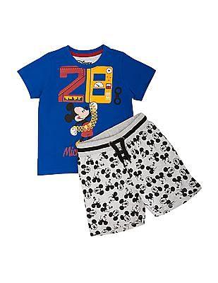Colt Boys T-Shirt And Shorts Set