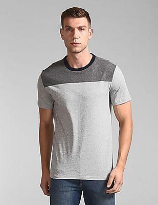 GAP Vintage Slub Jersey Colorblock T-Shirt