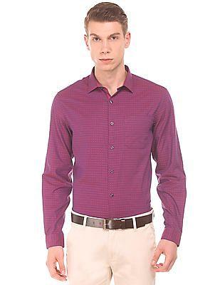 Elitus Regular Fit Jacquard Shirt