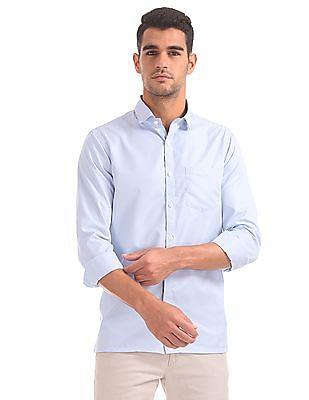 Excalibur Check Cotton Shirt