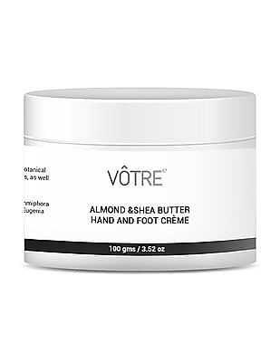 Votre Almond & Shea Butter Hand And Foot Crème