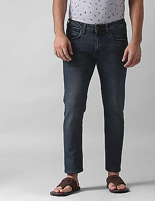 True Blue Modern Fit Stone Wash Jeans