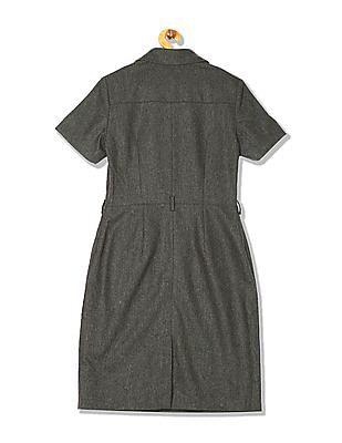 Gant Lightweight Donegal Shirt Dress