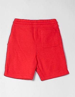 GAP Baby Logo Knit Shorts
