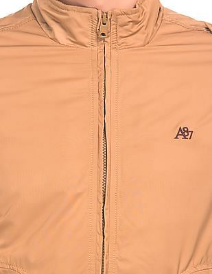 Aeropostale Stand Neck Padded Jacket