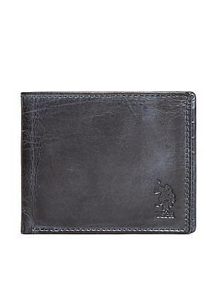 U.S. Polo Assn. BI-Fold Leather Wallet