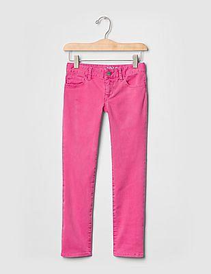 GAP Girls Pink 1969 Super Skinny Jeans