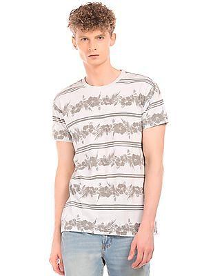 Aeropostale Short Sleeve Printed T-Shirt