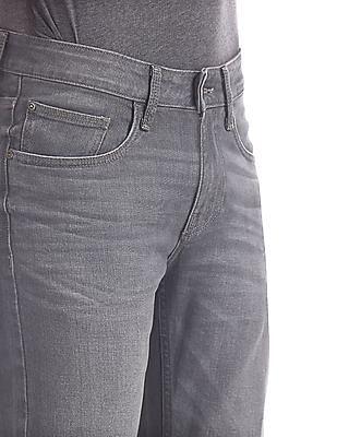 Cherokee Grey Slim Fit Low Waist Jeans