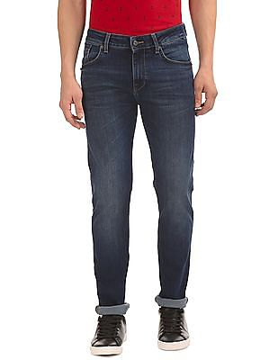 Nautica Washed Indigo Comfort Denim