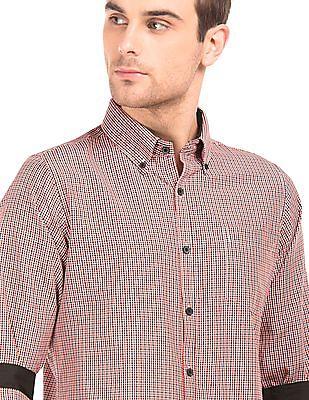 Excalibur Slim Fit Button Down Shirt