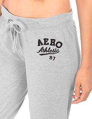 Aeropostale Slim Fit Cotton Joggers