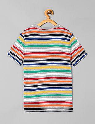 GAP Boys Short Sleeve Stripe Tee