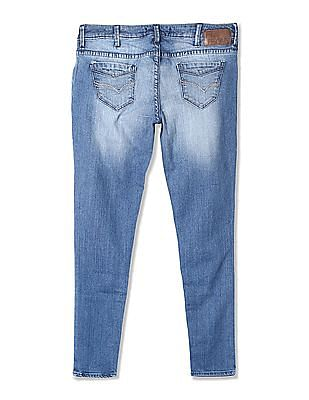 Flying Machine Women Jegging Fit Stone Wash Jeans
