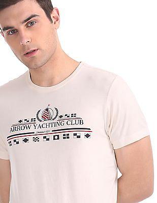Arrow Sports Short Sleeve Graphic T-Shirt
